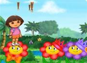 Dora Isa Garden Games