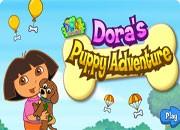 Dora's Puppy Adventure Game