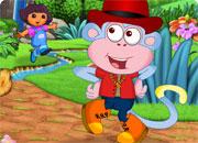 Dora ve Buts Giydir Oyunu