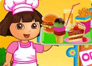 Burger King Dora