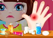 Dora Burn Treatment