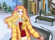 Barbie Winter Girl