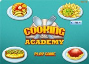 Cooking Academy Games