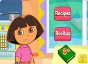 Dora's Cooking in La Cucina Games