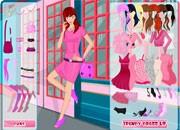 Pink Girl Game