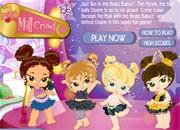 Bratz Babyz Mall Crawl Games