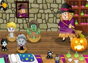 2013 Halloween Babysitting – Baby Games
