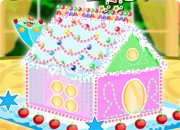 Gingerbread House Cake Games