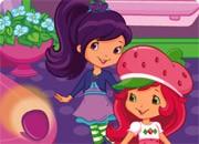 Strawberry Girl Fashion Show