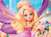 Barbie Thumbelina Games