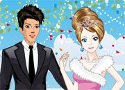 Winter Wedding Dress Up Games