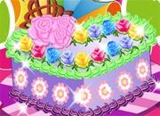 Valentine's Cake Games