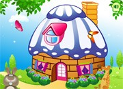 Mushroom House – Decorating Games