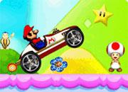 Mario Stunt Car