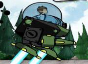 Ben 10 Robot War