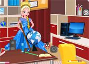 Elsa Clean Up