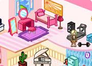 Fancy Doll House Decoraion