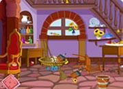 Rapunzel Tower Cleanup